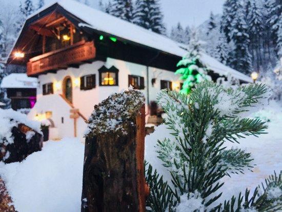 Grossgmain, Austria: Impressionen vom Latschenwirt