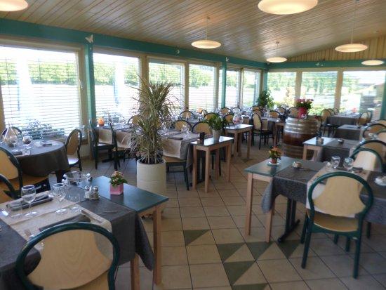 Salle manger l 39 a ro restaurant porrentruy for Restaurant salle a manger tunis