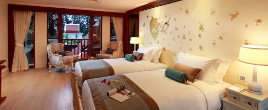Maikhao Dream Villa Resort and Spa Photo