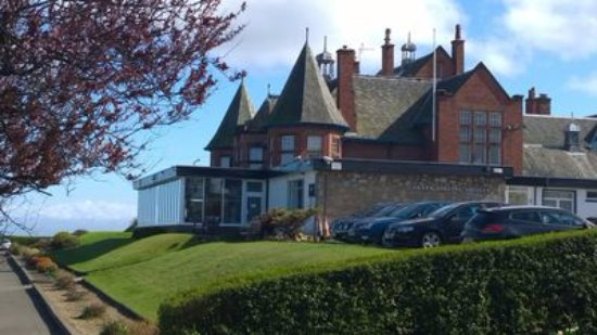Левен, UK: Leven Golfing Society Clubhouse