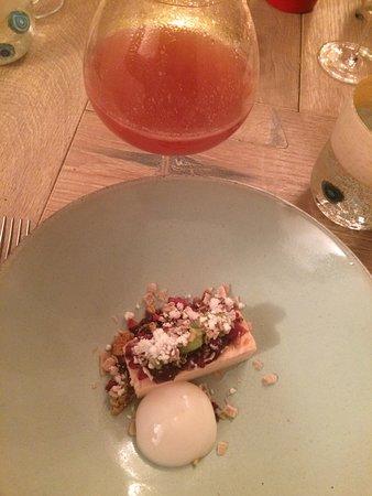 Sankt Andrä im Sausal, Österreich: Dessert