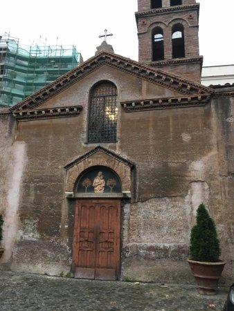 Chiesa di Santa Maria in Cappella: Exterior of the chapel.