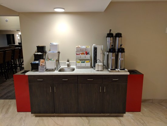Grandville, MI: Coffee Service