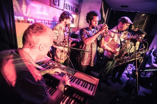 Ogun Afrobeat  - Picture of El Junco Live Music, Madrid
