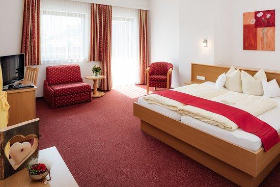 Ladis, Austria: Doppelbettzimmer Schönjoch/Kaunergrat