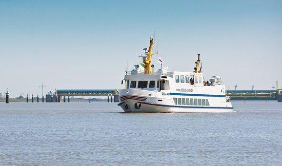 Fahrgastschiff Dollard