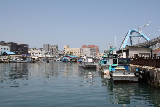 Dongmyeong Port