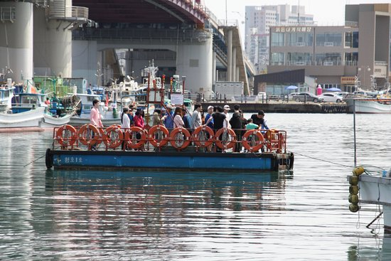 Sokcho, Zuid-Korea: Dongmyeong Port