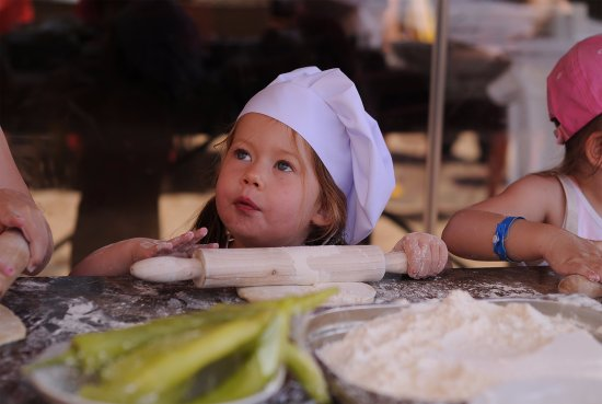 Grand Cettia Hotel: Kid's Chef- Cooking lessons for kids