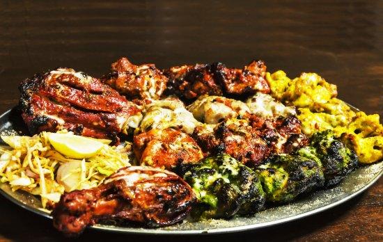 Newport Pagnell, UK: Tandoor Kebabs