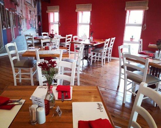 Benoni, Südafrika: Asiago Modern Italian Eatery