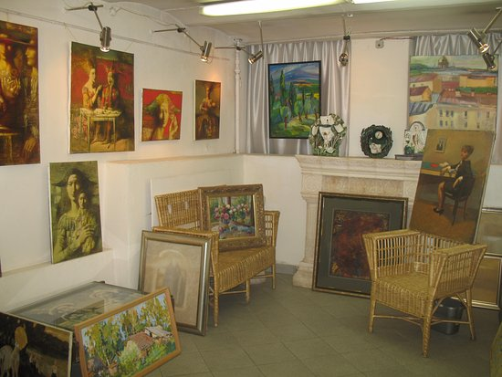 Gildiya Masterov Salon-Gallery