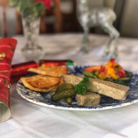 Бертон-апон-Трент, UK: Christmas meals