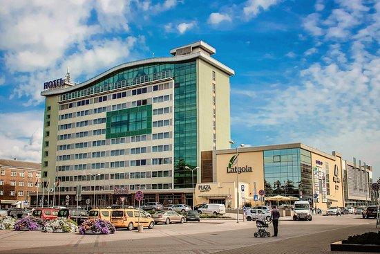 Гостиница Park Hotel Latgola