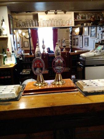 Burton upon Trent, UK: Two Handpumps