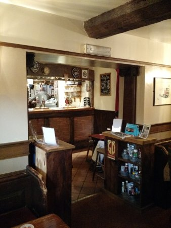 Burton upon Trent, UK: Part of the Back Bar
