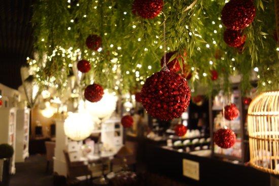 Scharding, ออสเตรีย: Unser Café im Weihnachtsglanz