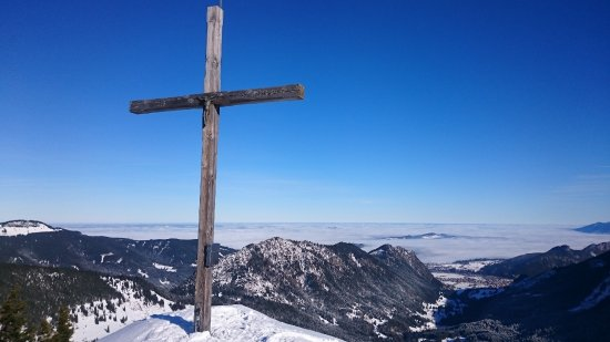 Reutte, Austria: summit