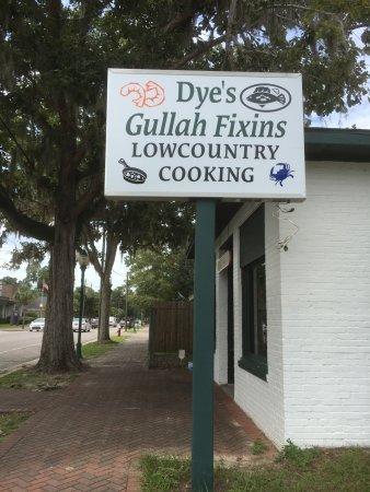 Ridgeland, Νότια Καρολίνα: Dye's