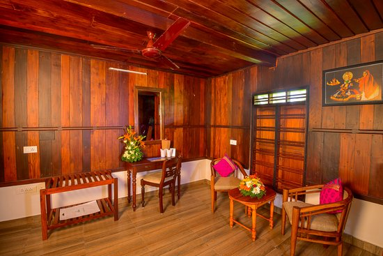 Kerala House Living Room Picture Of Meiveda Ayurveda Beach Resort Thrissur Tripadvisor