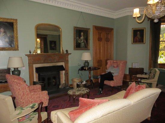Kingsbarns, UK: Sitting room