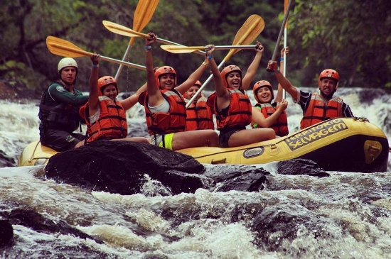 Brotas, SP: O melhor Rafting