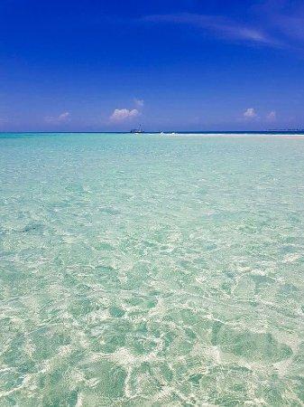 Nakupenda Beach: Nakupenda - kolor oceanu