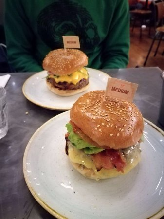 Gourmet Burger Kitchen Bath Tripadvisor