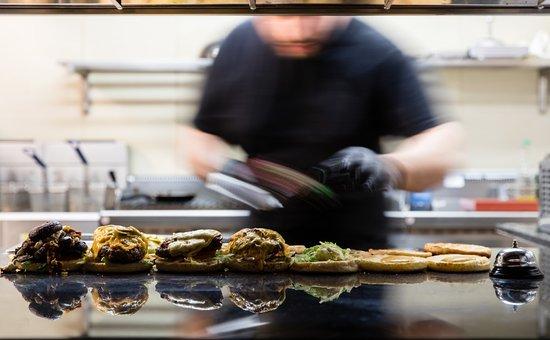 Woluwe-St-Pierre, Belgia: Be Burger