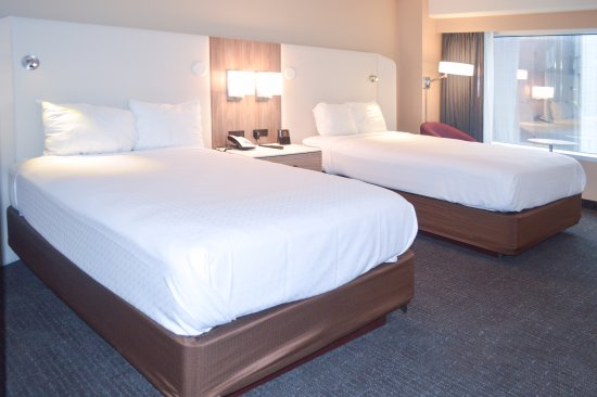 Crowne Plaza Cleveland at Playhouse Square: Double Room