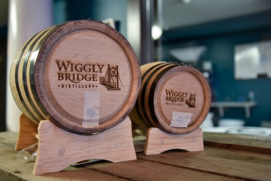 York, Maine: Age your own barrels.