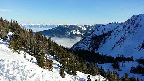 Panorama, Канада: Snowmobiling with Tobby Creek Adventures December 2017