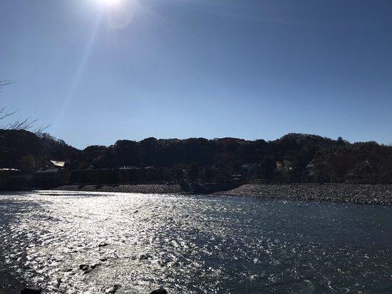 Uji River: 宇治川