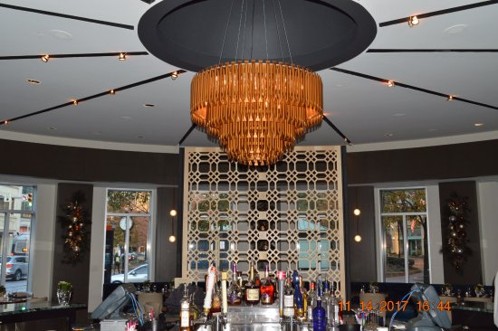 Ghost Light Restaurant and Lounge - Picture of Crowne Plaza ...
