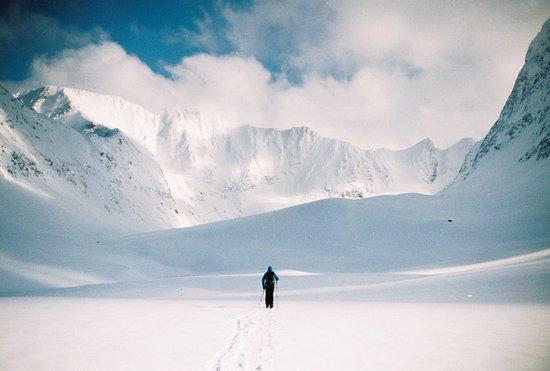 Lyngen Municipality, Noruega: Lyngen Alps