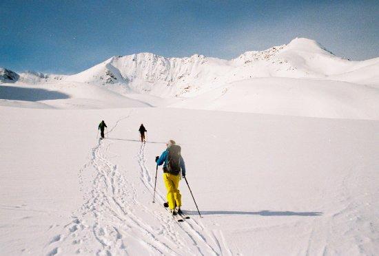 Lyngen Municipality, Νορβηγία: Lyngen Alps