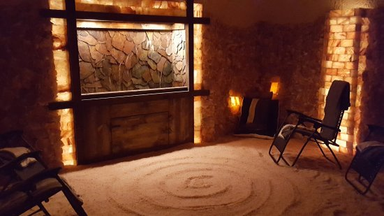 Snellville, GA: Relax in our 100% Himalayan Pink Salt Cave