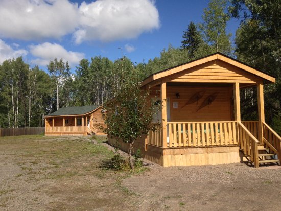 Smithers, Canadá: Cabin 9 and Cabin 8