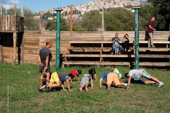 Villa Adriana, Włochy: punizioni