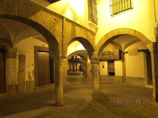 Zafra, Spain: Plaza Chica