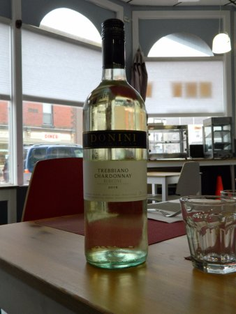 Sackville, Canadá: Trebbiano Chardonnay