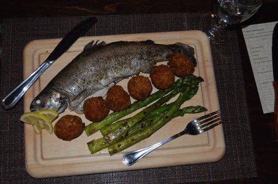 Trinidad, CA: Dinner