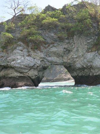 Montezuma, Costa Rica: Rainbow Rock