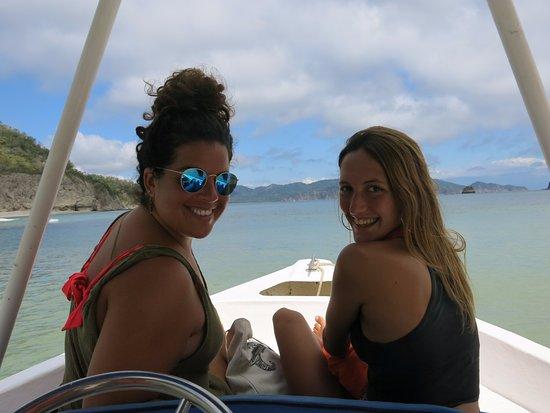 Montezuma, Costa Rica: My friends!