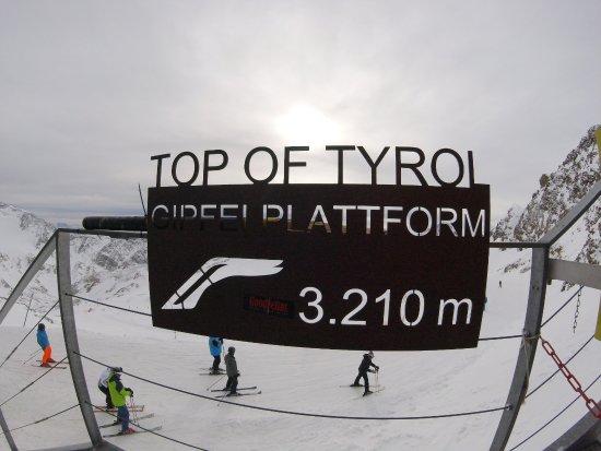 Neustift Im Stubaital, Österreich: Top of Tyrol