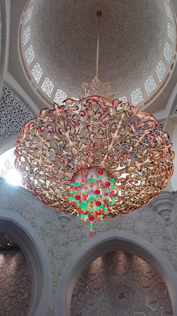 Sheikh Zayed Grand Mosque Center: IMG_20171209_150718_large.jpg