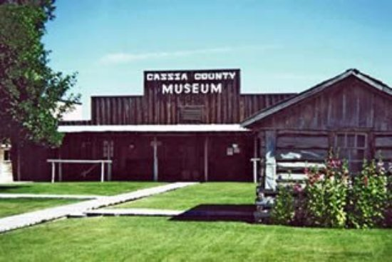 Burley, ID: Visit the Cassia County Historical Society Museum!