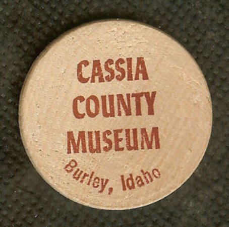 Burley, ID: This museum presents a display of clothing and items found in homes during the past century