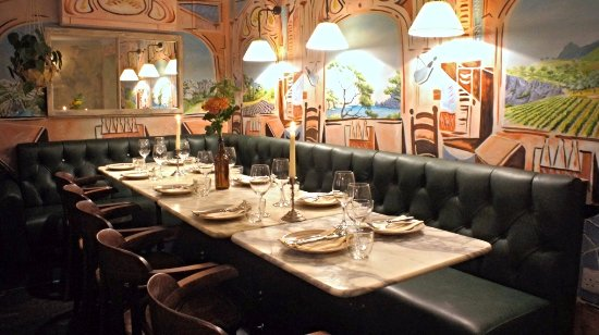 The Cote D Azur Private Dining Room Picture Of Blanchette