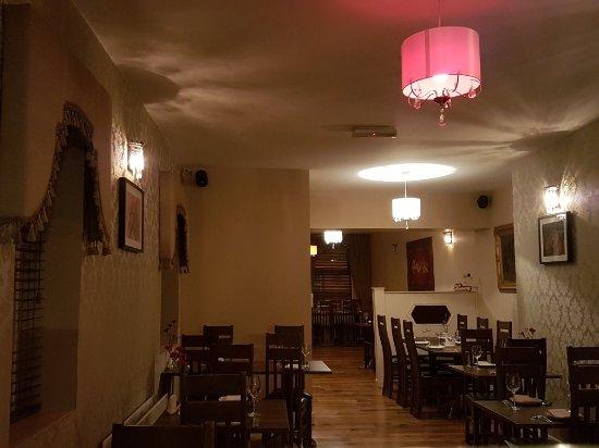 Cootehill, Irlanda: Jaiphal Restaurant & Bar